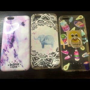 Accessories - iPhone 6/6s Because of a Case bundle